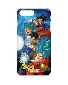 Goku Vegeta Super Ball iPhone 8 Plus Lite Case