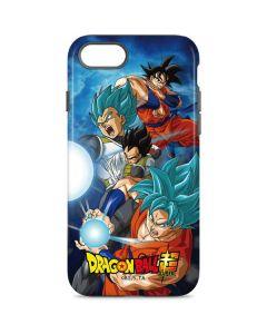 Goku Vegeta Super Ball iPhone 8 Pro Case