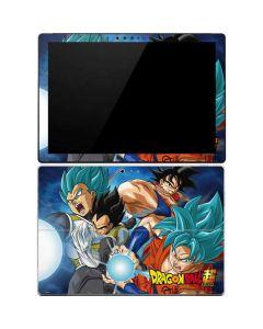 Goku Vegeta Super Ball Surface Pro 4 Skin