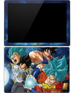 Goku Vegeta Super Ball Surface Pro (2017) Skin