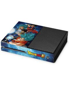 Goku Vegeta Super Ball Xbox One Console Skin