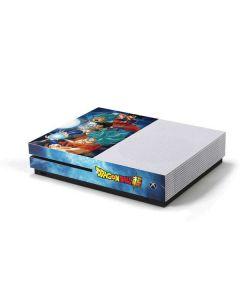 Goku Vegeta Super Ball Xbox One S Console Skin