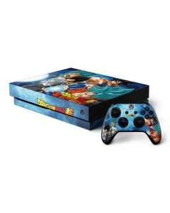 Goku Vegeta Super Ball Xbox One X Bundle Skin