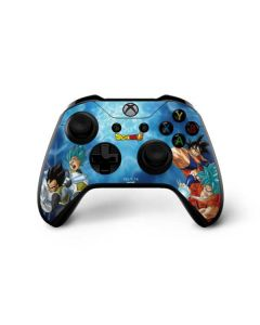 Goku Vegeta Super Ball Xbox One X Controller Skin