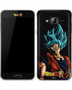 Goku Dragon Ball Super Galaxy J3 Skin