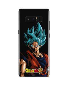 Goku Dragon Ball Super Galaxy Note 8 Skin