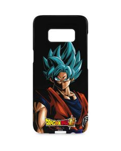 Goku Dragon Ball Super Galaxy S8 Plus Lite Case