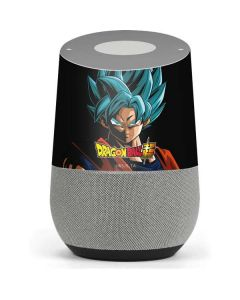 Goku Dragon Ball Super Google Home Skin