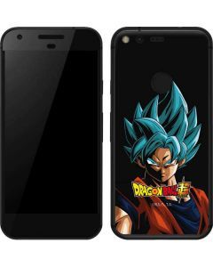 Goku Dragon Ball Super Google Pixel Skin