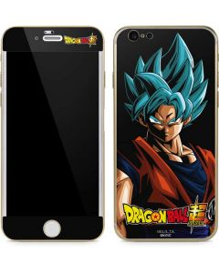 Goku Dragon Ball Super iPhone 6/6s Skin