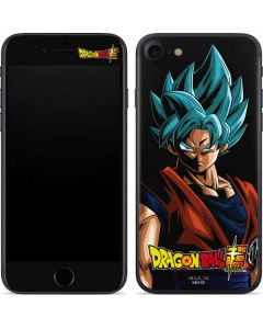 Goku Dragon Ball Super iPhone 7 Skin