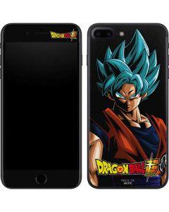 Goku Dragon Ball Super iPhone 8 Plus Skin