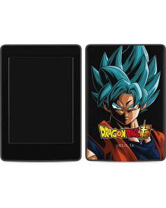 Goku Dragon Ball Super Amazon Kindle Skin
