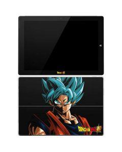 Goku Dragon Ball Super Surface Pro 3 Skin