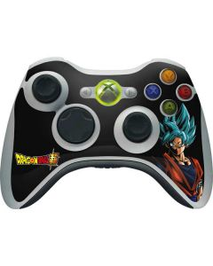 Goku Dragon Ball Super Xbox 360 Wireless Controller Skin