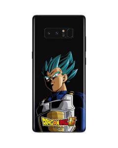 Dragon Ball Super Vegeta Galaxy Note 8 Skin