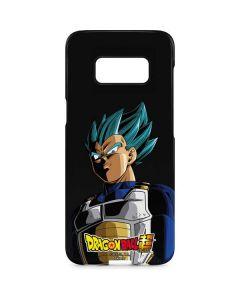 Dragon Ball Super Vegeta Galaxy S8 Plus Lite Case