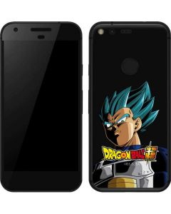 Dragon Ball Super Vegeta Google Pixel Skin