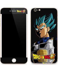 Dragon Ball Super Vegeta iPhone 6/6s Plus Skin
