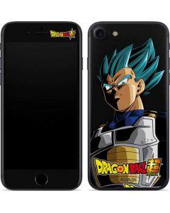 Dragon Ball Super Vegeta iPhone 7 Skin