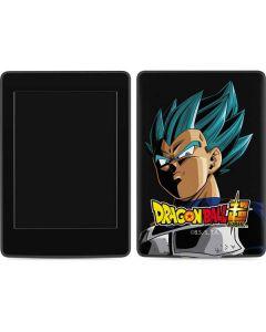 Dragon Ball Super Vegeta Amazon Kindle Skin