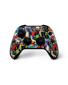 DC Bombshells All Over Print Xbox One X Controller Skin