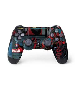 Deadpool Comic PS4 Pro/Slim Controller Skin