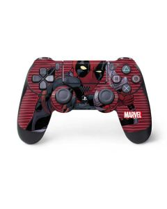 Deadpool Dual Wield PS4 Controller Skin