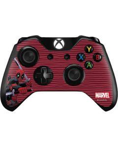 Deadpool Dual Wield Xbox One Controller Skin