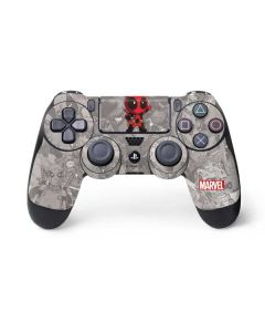 Deadpool Hello PS4 Controller Skin