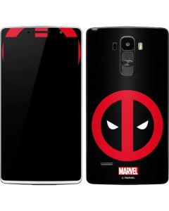 Deadpool Logo Black G Stylo Skin