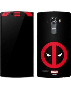 Deadpool Logo Black G4 Skin