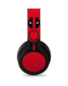 Deadpool Logo Red Beats by Dre - Mixr Skin