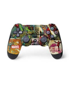 Deadpool Unicorn PS4 Pro/Slim Controller Skin
