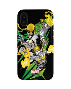 Defender Iron Fist iPhone XR Pro Case