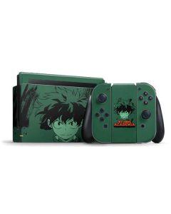 Deku Nintendo Switch Bundle Skin