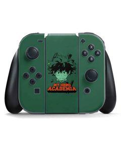 Deku Nintendo Switch Joy Con Controller Skin