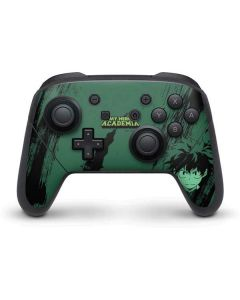 Deku Nintendo Switch Pro Controller Skin