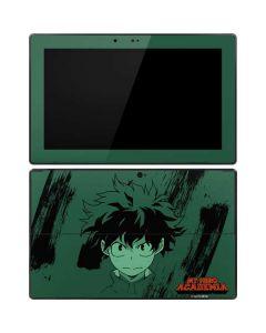 Deku Surface Pro Tablet Skin