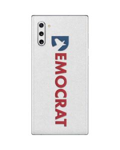 Democrat Galaxy Note 10 Skin