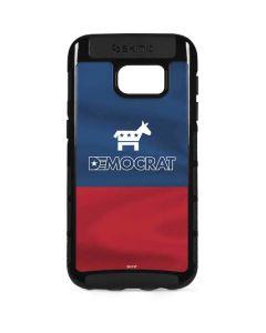 Democrat Patriotic Galaxy S7 Edge Cargo Case