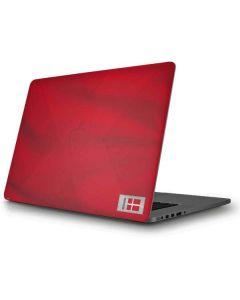 Denmark Soccer Flag Apple MacBook Pro Skin