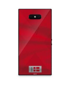 Denmark Soccer Flag Razer Phone 2 Skin