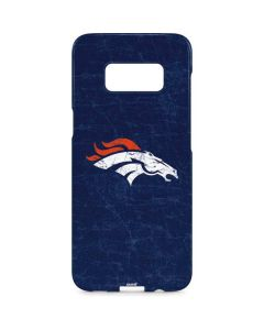 Denver Broncos - Distressed Galaxy S8 Plus Lite Case