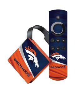 Denver Broncos Amazon Fire TV Skin