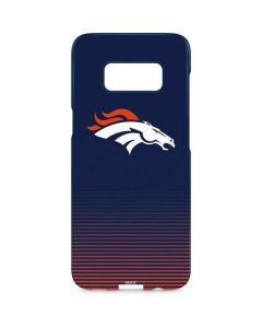 Denver Broncos Breakaway Galaxy S8 Plus Lite Case