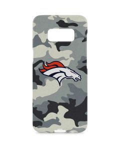 Denver Broncos Camo Galaxy S8 Plus Lite Case