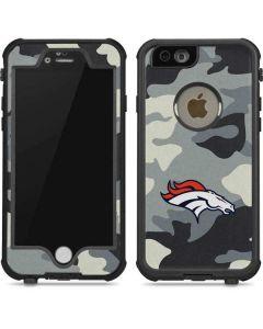 Denver Broncos Camo iPhone 6/6s Waterproof Case