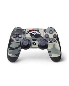Denver Broncos Camo PS4 Pro/Slim Controller Skin