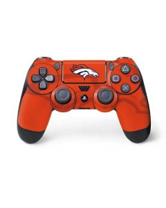 Denver Broncos Double Vision PS4 Controller Skin